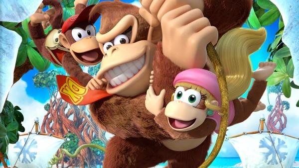 Le nouveau jeu vidéo Donkey Kong