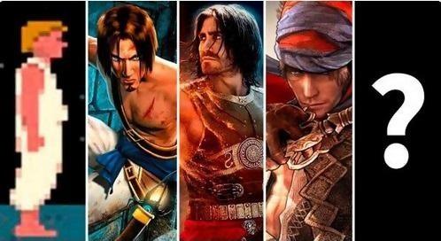 Que nous attend-t-il pour le prochain jeu vidéo Prince Of Persia?