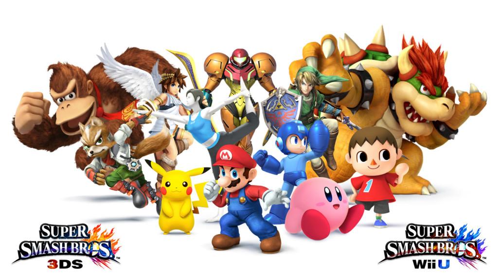 Jeu vidéo Super Smash Bros