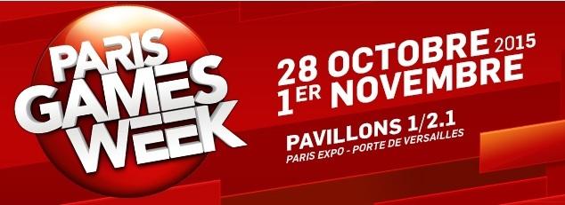 Ecole jeux vid o studio mercier game blog for Salon paris games week