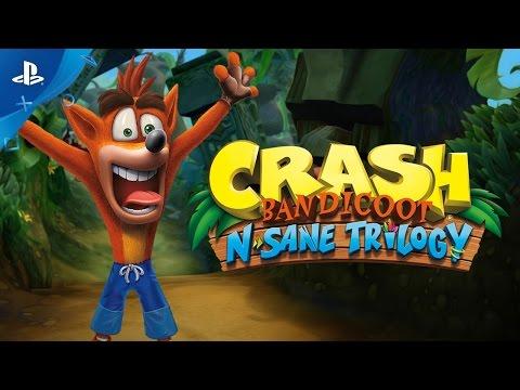 Nouveau jeu vidéo Crash Bandicoot