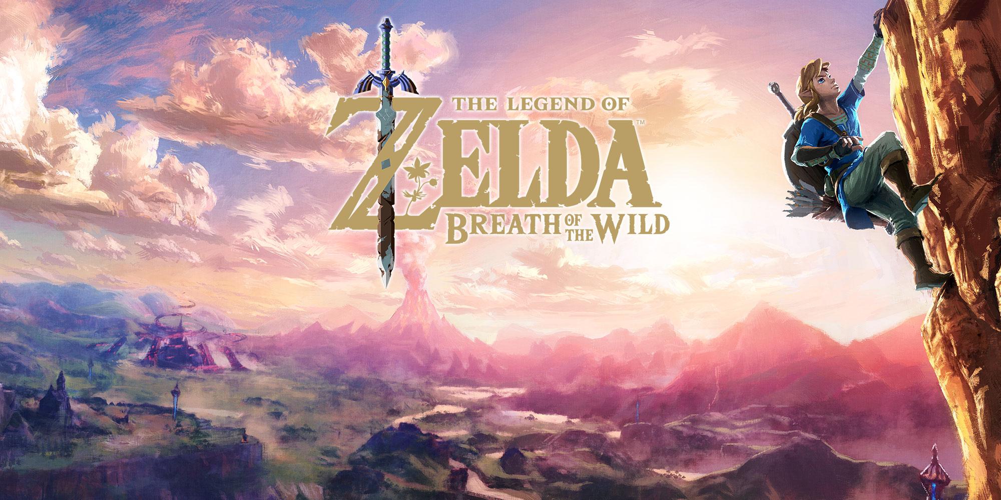 Sortie du nouveau jeu vidéo Zelda