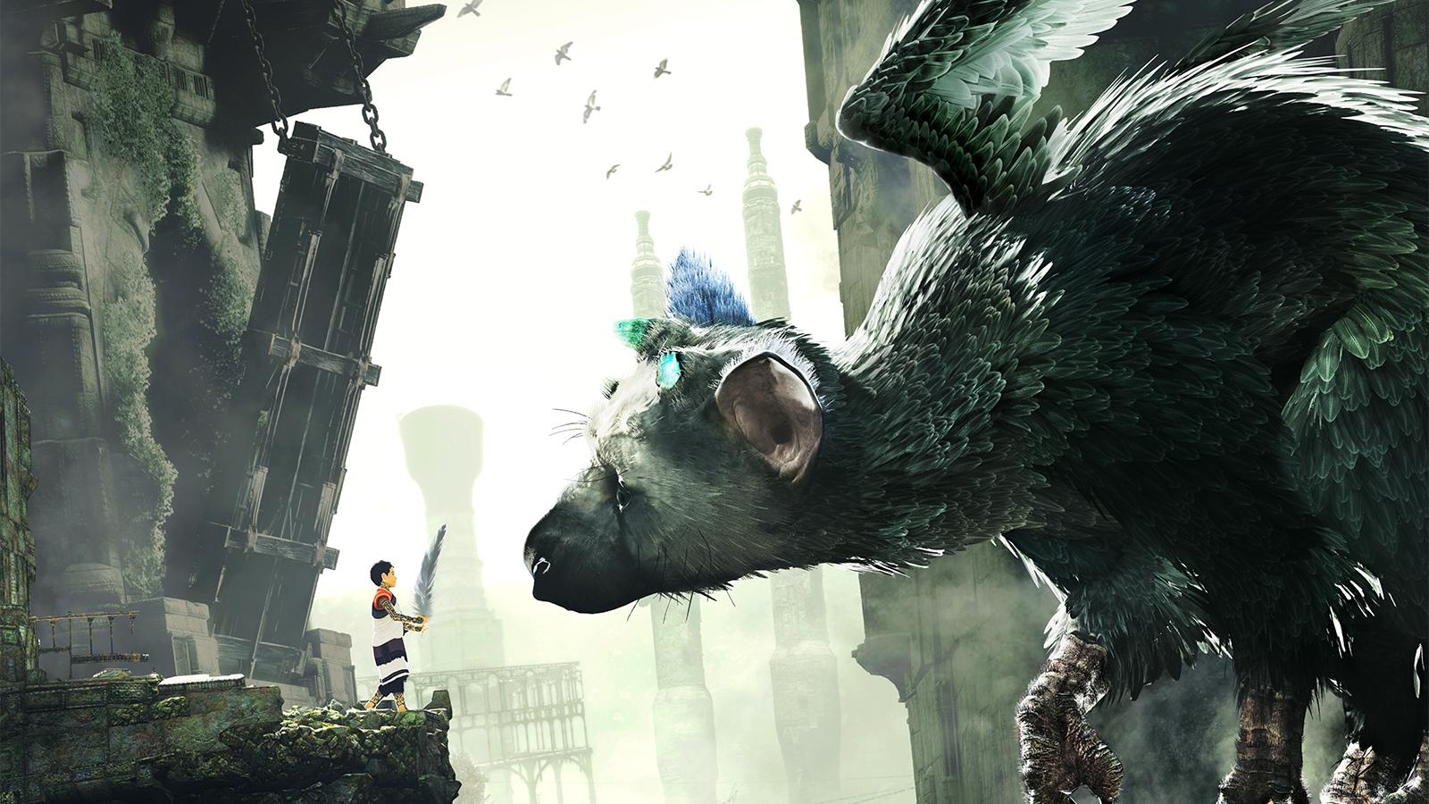 The Last Guardian le jeu vidéo